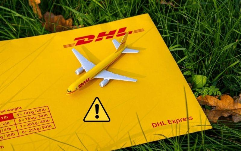 Chính sách gửi hàng đi Anh tại Hóc Môn của DHL